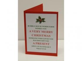 Gift Card 4  EM Pond Balls