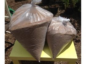 5 litre bag bokashi bran - refill for 5 litre tub