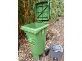 Image of Giant 120 litre bokashi bucket