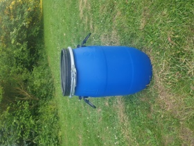 30 litre blue tub for life