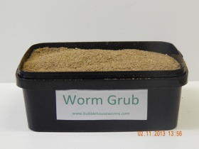 5 litres worm food