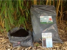 1 tonne bag worm casts