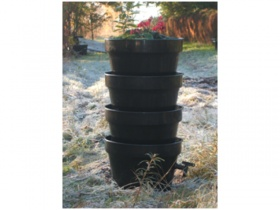 Image of Herb Garden Wormery - 2 composters