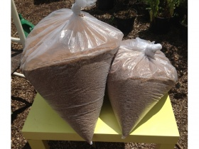 20 litre bag bokashi bran - refill for 20 litre tub